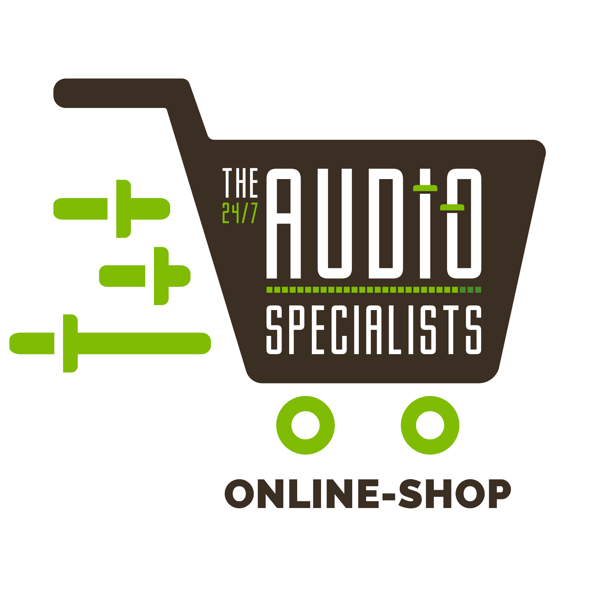 Pro audio quality, powered by us