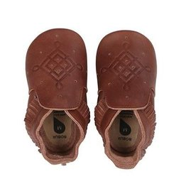 Bobux Moccassin toffee
