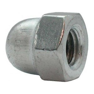 Dopmoer DIN1587 - verzinkt