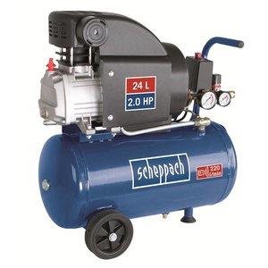 Sheppach Sheppach HC25 Compressor 24L - 1500W - 5906115901