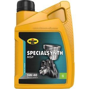 Kroon-oil Kroon-oil Specialsynth MSP 5W-40 motorolie - 31257 / 31256