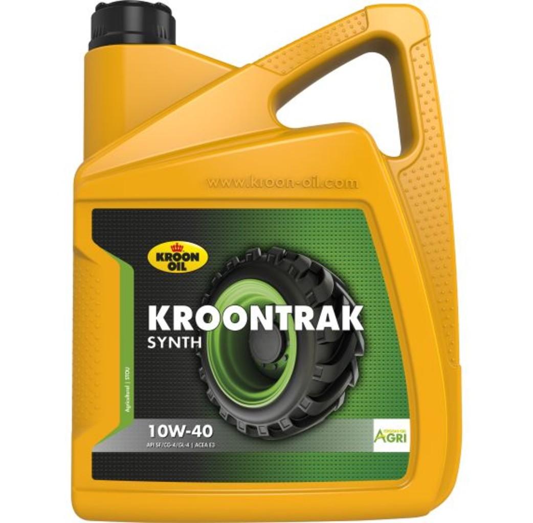 Kroon-oil Kroon-oil Kroontrak synth 10W-40 motorolie 5 Liter - 33712