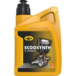Kroon-oil Kroon-oil Scoosynth 2-takt motorolie 1 Liter - 02224