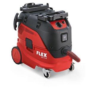 Flex powertools Flex VCE 33 L AC Veiligheidsstofzuiger 30 liter - 1400W - Klasse L  - + reiniginsgset - 445.983
