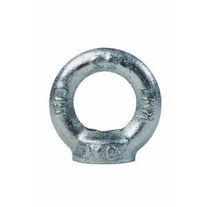 Dulimex Dulimex Ringmoer gelijkend DIN 582 - staal verzinkt
