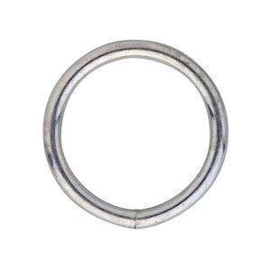 Dulimex Dulimex Gelaste ring - staal verzinkt