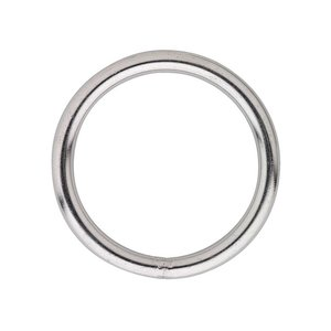 Dulimex Dulimex Gelaste ring - RVS AISI 316
