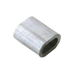 Dulimex Dulimex Persklem standaard EN13411-3 - aluminium