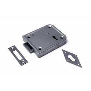 Dulimex Dulimex Kelderbandsloten BB - staal glans verzinkt - KB 070BB B