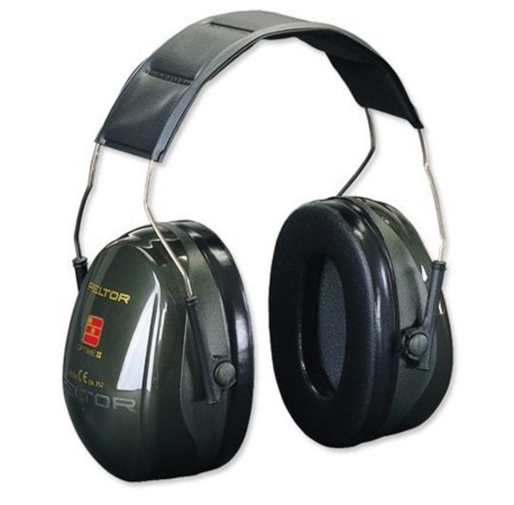 3M Peltor 3M Peltor Optime ll gehoorbescherming - H520A-407-GQ