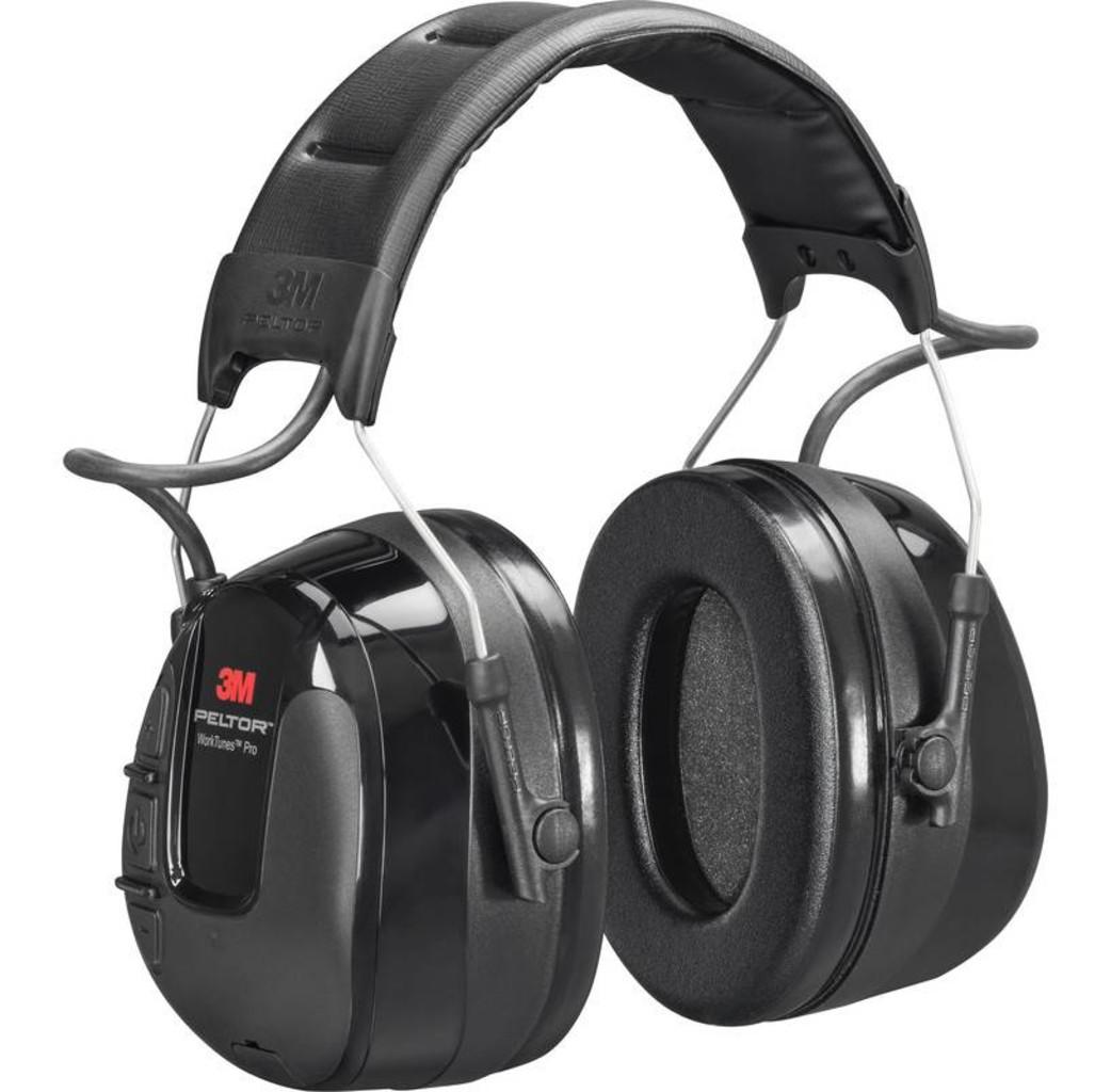 3M Peltor 3M Peltor worktunes Pro FM radio gehoorbescherming - HRXS221A
