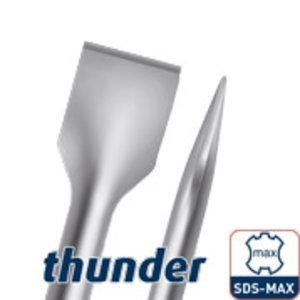 HEVU TOOLS HEVU Spadebeitel Thunder SDS-max 50x380 mm - 215.1215