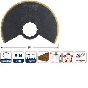 Rotec Rotec Segmentzaagblad SOSF 15/85bit - supercut - hout - 519.1100