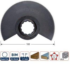 Rotec Rotec Segmentzaagblad SOS 17/100bi - supercut BIM - hout/metaal - 519.1110