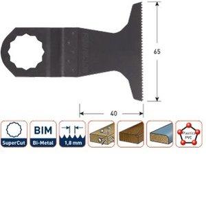 Rotec Rotec Invalzaagblad SOS 18/65bi - BIM supercut - hout/spijkers - 519.1120