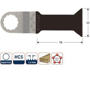 Rotec Rotec Invalzaagblad HCS SOT 16/42 - HCS supercut - hout