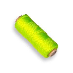 Labora Labora Uitzetkoord nylon - 50 - 200 meter x 1,5 mm - flour geel - 960910 / 961010
