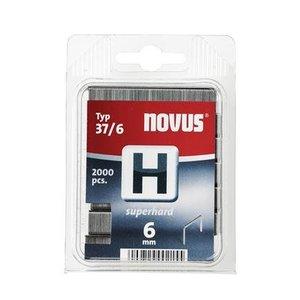 Novus Novus Dundraad nieten H 37/6 mm - 2000 stuks - 042-0369