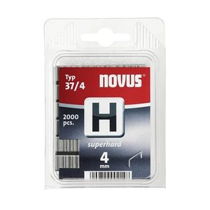 Novus Novus Dundraad nieten H 37/4 mm - 2000 stuks - 042-0368