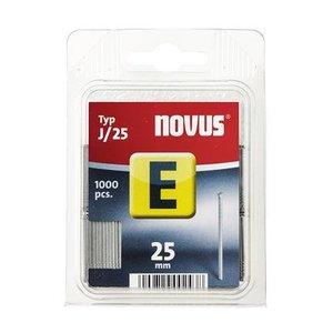 Novus Novus Nagels (spijkers) E J/25 mm SB - 1000 stuks - 044-0065