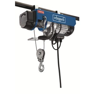 Sheppach Sheppach HRS400 Elektrische katrol / takel - 780W - 4906905000