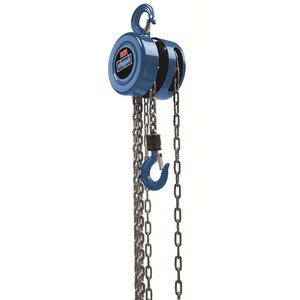 Scheppach Scheppach CB01 katrol / takel (kettinghijser) 1000 kg - 4907401000