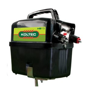 Koltec Koltec HB15 Batterij schrikdraadapparaat - 160-81010