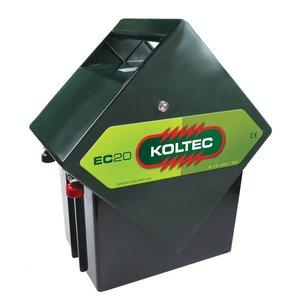 Koltec Koltec EC20 Batterij schrikdraadapparaat - 160-81023