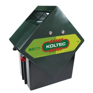Koltec Koltec EC25 Batterij schrikdraadapparaat - 160-81025