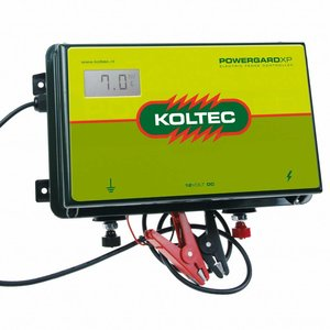 Koltec Koltec Powergard XP Digital Accu schrikdraadapparaat - 160-81087