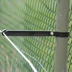 Koltec Koltec Afstandisolator 25 cm voor koord en draad 162-80089 / 162-80090