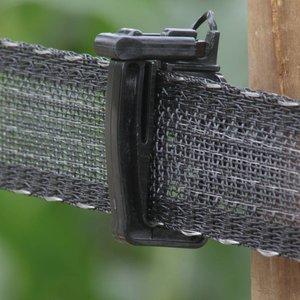 Koltec Koltec Lint zwart 40 mm versterkt 162-39083 / 162-39087