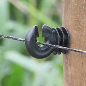 Koltec Koltec Draad zwart 3,5 mm 162-39127 / 162-39126