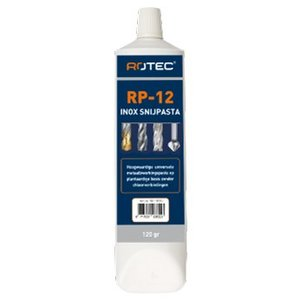 Rotec Rotec RP-12 Snijpasta INOX - 120 ml - 901.9040