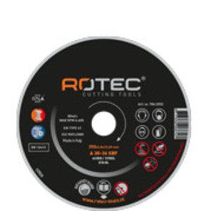 Rotec Rotec Doorslijpschijf groot  t.b.v. staal 300 - 350 mm 786.3300 / 786.3352