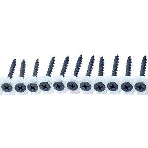 QZ fasteners Qz Bandschroeven-snelbouwschroeven-gipsplaatschroeven - 3,9 mm grove draad - PH (philips)