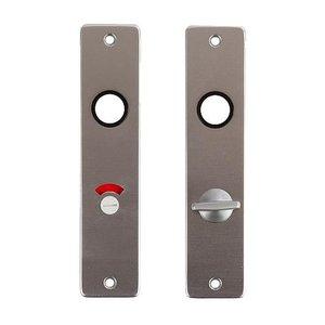 Dulimex Dulimex Kortschilden - deurschild t.b.v. WC Badkamerslot - WC KS WC 8/63 AF