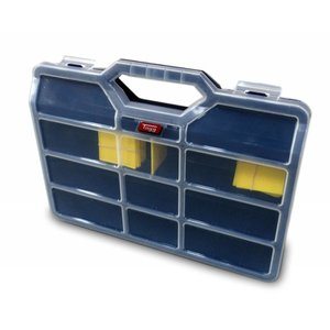 Tayg Tayg Assortimentskoffers met verzetbare tussenschotjes