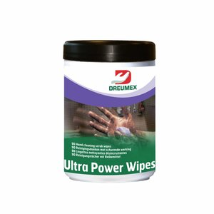 Dreumex Dreumex Ultra Power Wipes 90 doekjes - 20600901001