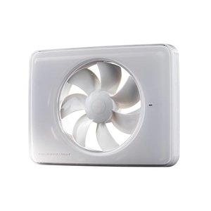 Nedco Nedco Ventilator intellivent 2.0 - 134 m³/h - kunststof wit - 614.001.00