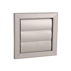Nedco Nedco lamellenrooster 205x205 mm - aluminium - 627.002.17