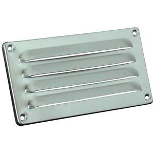 Nedco Nedco Schoepenrooster 180x90 mm aluminium - 629.004.07