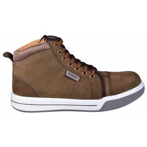 Tracks schoenen Tracks Estoril werkschoen - S3 - hoog bruin