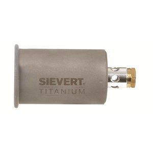 Sievert Sievert Branderkop Ø 60 mm titanium - 295301