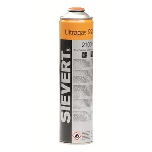 "Sievert Sievert Gaspatroon Ultragas EU 7/16"" 210G/380ML - 220583"