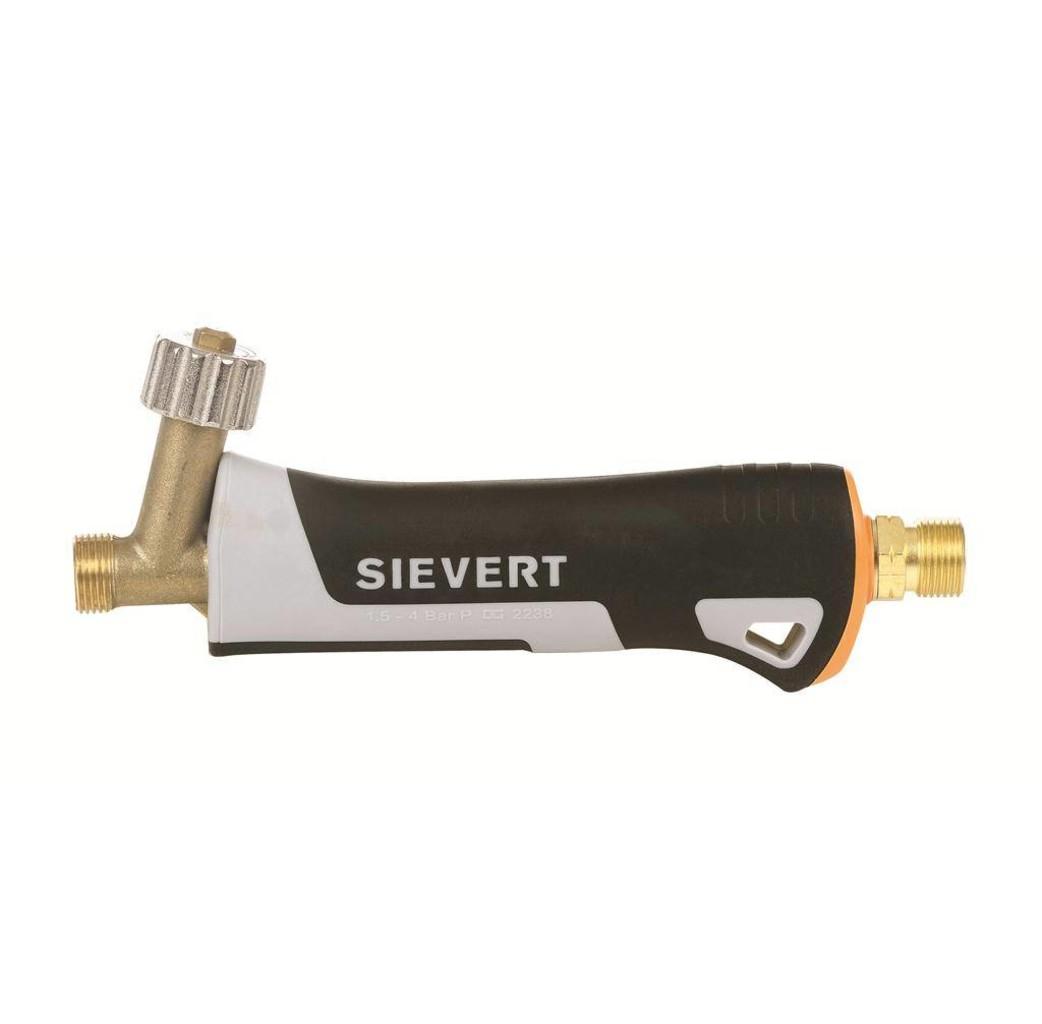 """Sievert Sievert Handgreep PRO 86 aansluiting BSP 3/8"""" L - 348641"""