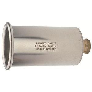 Sievert Sievert Branderkop Ø 60 mm RVS - 296001