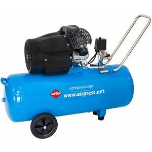 Airpress Airpress HL 425-100V Compressor - 425 l/min  - 100 liter - 36834