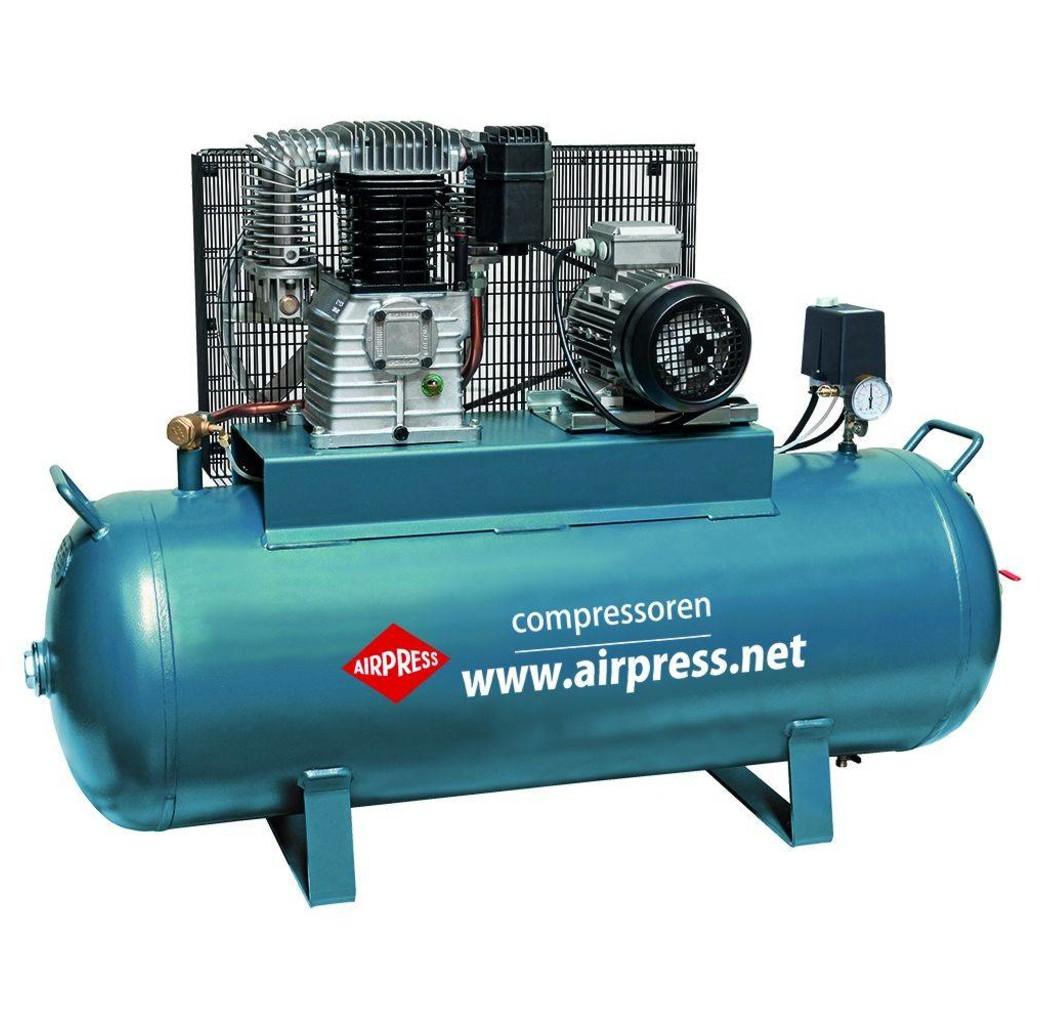 Airpress Airpress K 200-600 Compressor - 600 l/min  - 360 liter - 36500-N