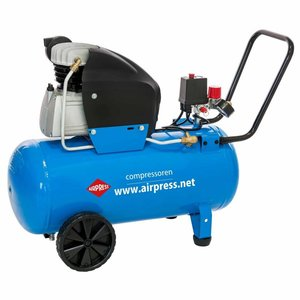 Airpress Airpress HL 360-50 Compressor - 360 l/min  - 50 liter - 360848 - 1